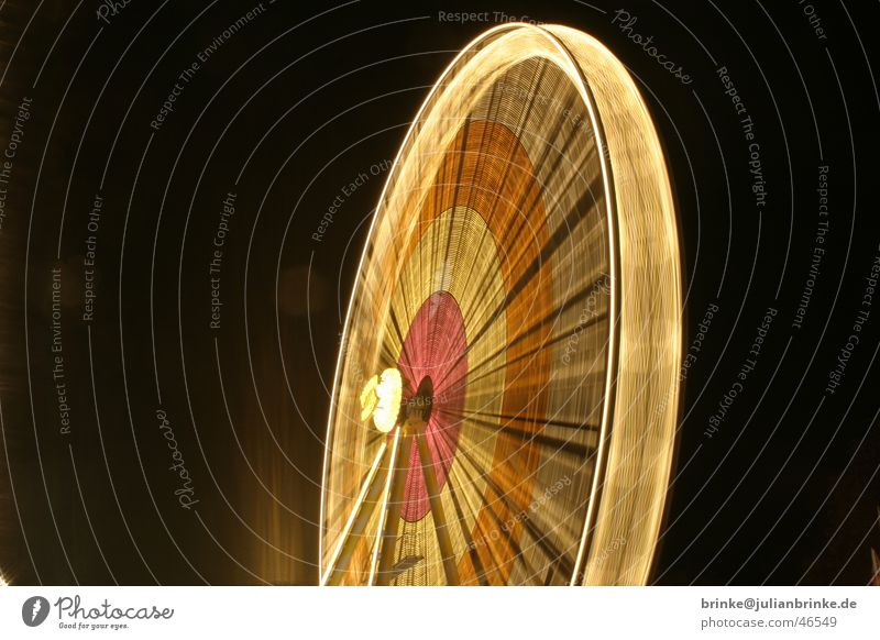 Dynamics Fairs & Carnivals Motionless Ferris wheel Colossus Krefeld