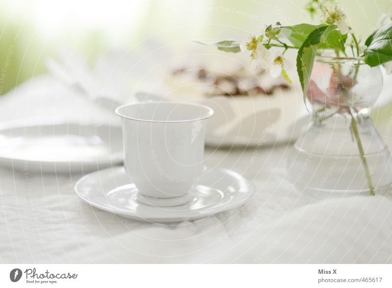 Sunday table Food Cake Nutrition Breakfast To have a coffee Beverage Hot drink Hot Chocolate Crockery Cup Feasts & Celebrations Mother's Day Wedding Birthday