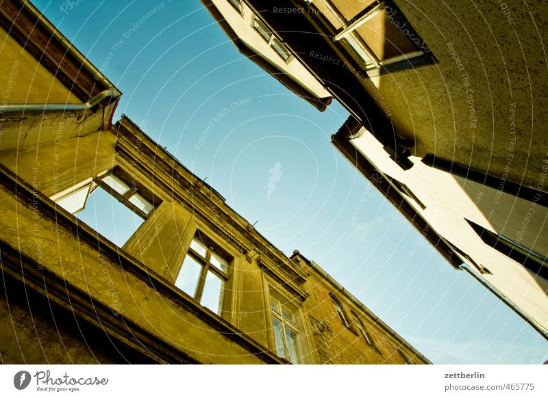 Sky Old City House (Residential Structure) Window Wall (building) Wall (barrier) Architecture Building Facade Manmade structures Pain Brave Monument Landmark
