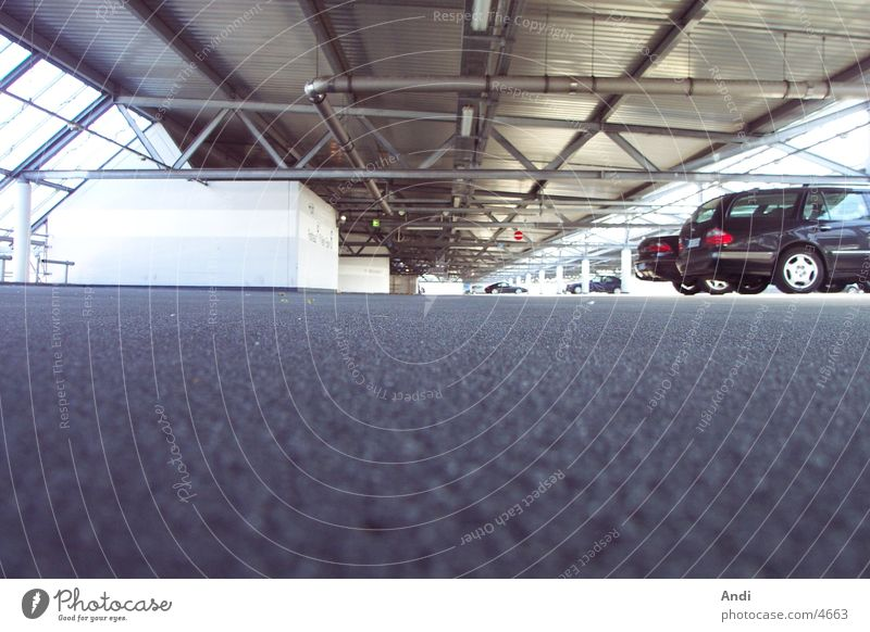 Car Architecture Floor covering Parking Parking garage