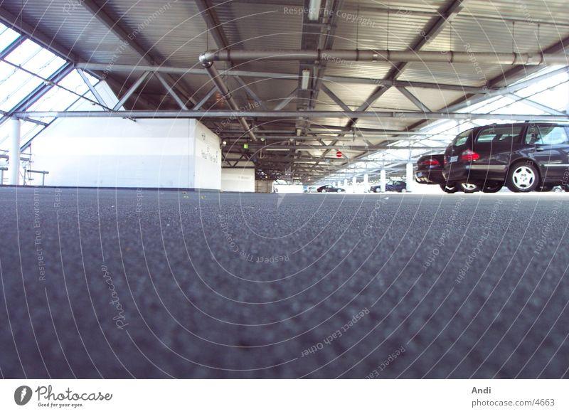 Car Architecture Floor covering Parking Parking garage