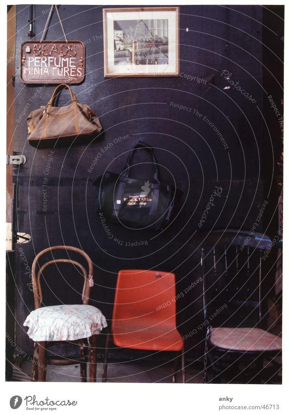 camden market Flea market Still Life Bag Chair Image