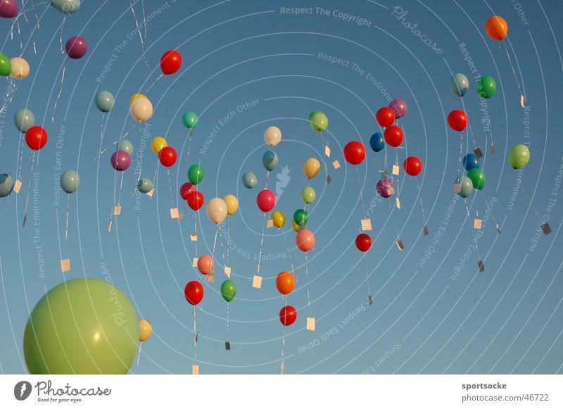 heavenly bodies Balloon Sky Colour