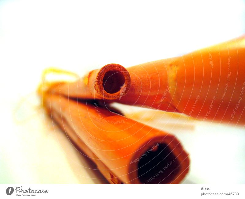 Orange Pipe Stick Bamboo stick