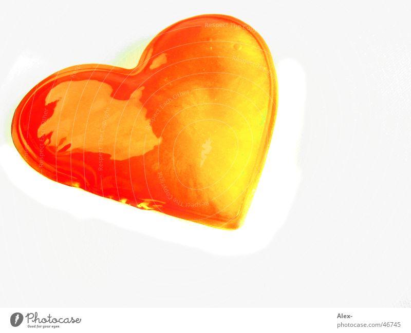 Red Love Heart Valentine's Day