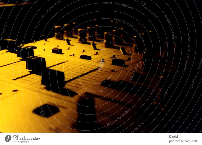 Photographic technology Mixing desk Vestax