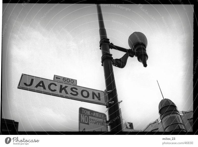 Sky Street Street lighting Mixture Street sign San Francisco
