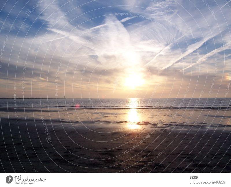 Sky Sun Beach