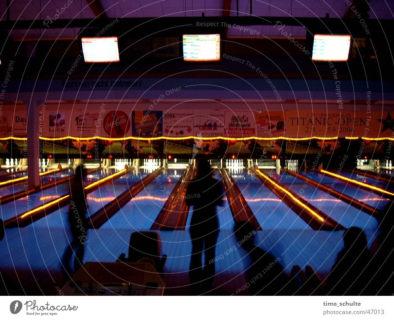 bowling Bowling Leisure and hobbies Sports Sphere Lighting
