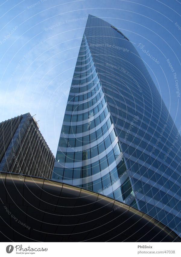 High-rise Paris La Défense