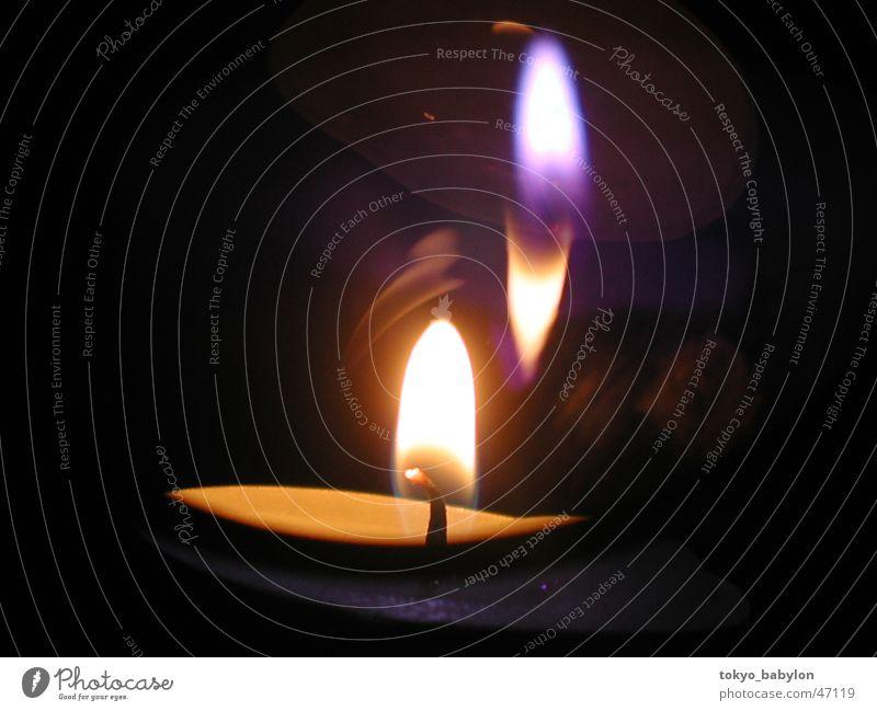 Blaze Candle Flame Candlelight Tea warmer candle Candle flame
