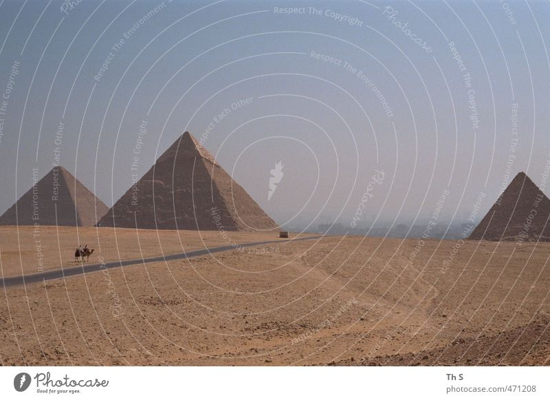 Egypt Vacation & Travel Tourism Trip Adventure Expedition Architecture Nature Landscape Sand Desert Manmade structures Tourist Attraction Landmark Monument