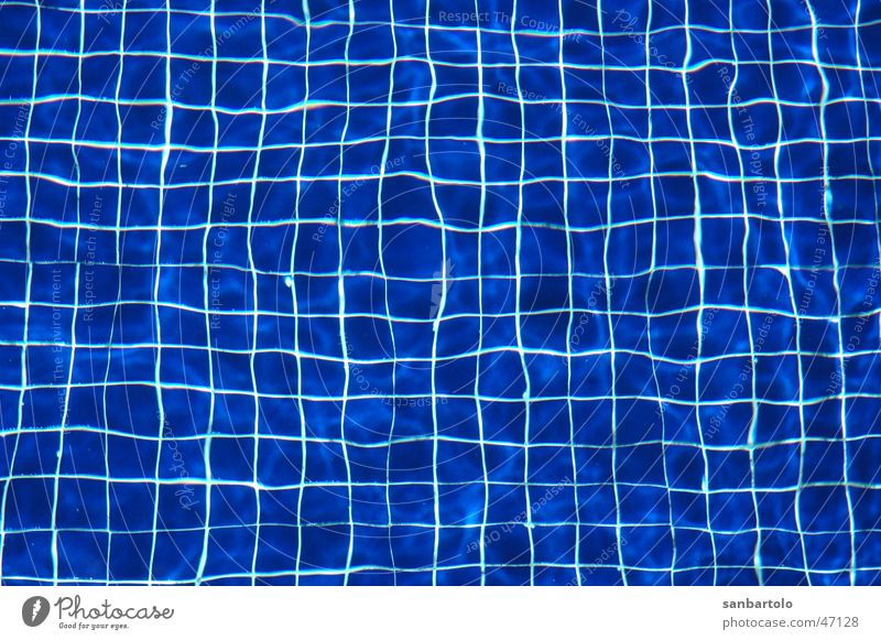 Water Blue Cold Movement Swimming pool