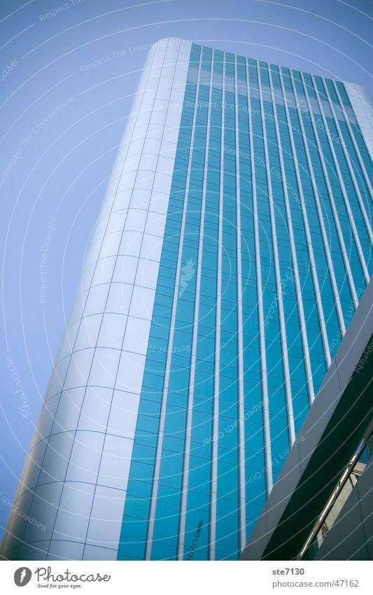 Hong Kong High Hongkong China Wide angle High-rise blue sterile Perspective Tall high