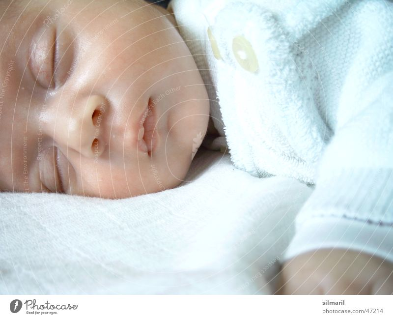 Human being Relaxation Calm Face Healthy Health care Lie Dream Contentment Room Infancy Baby Cute Sleep Bed Well-being