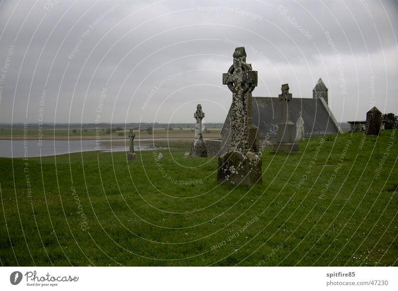 Back Farm Cemetery Grave Ireland