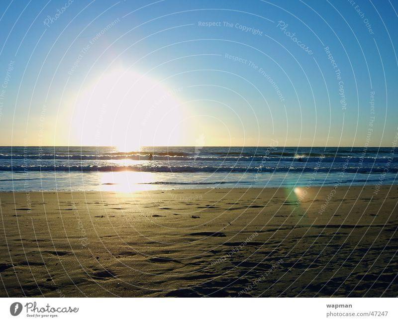 el palmar Beach Ocean Sunset Spain Coast Waves