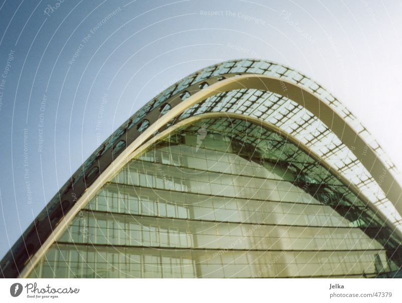 Cold Architecture Building Glass Hamburg Manmade structures Office building