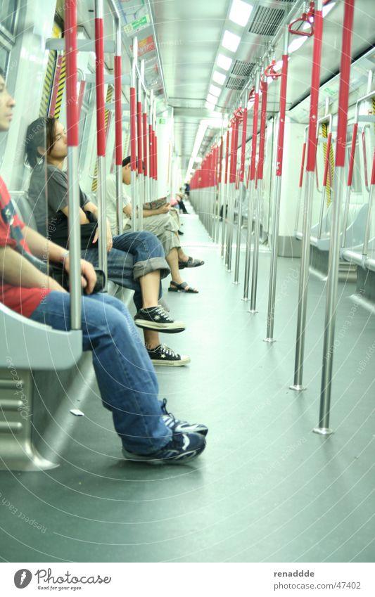 Wait Underground Hongkong