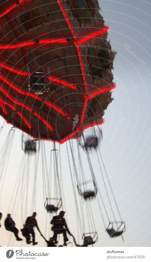Sky Joy Speed Fairs & Carnivals Rotate Nostalgia Seating Carousel Chairoplane