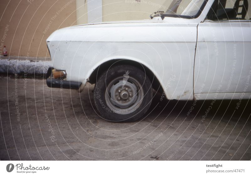 front wheel Cuba Car