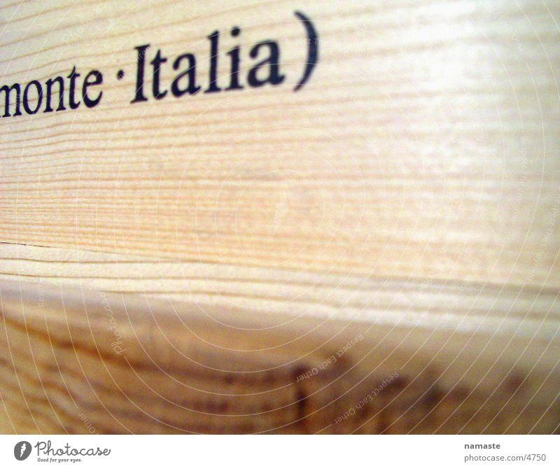 Italia Wood Italy Vacation & Travel Moody Ribbon noodle Tuscany Living or residing Joy Nutrition wine box rosso vino