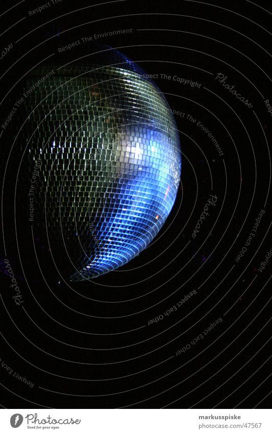 Music Dance Glittering Disco Club Sphere Foyer Loud Glamor