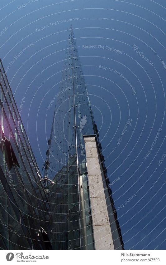 Kuhdamm, Berlin Glas facade Architecture