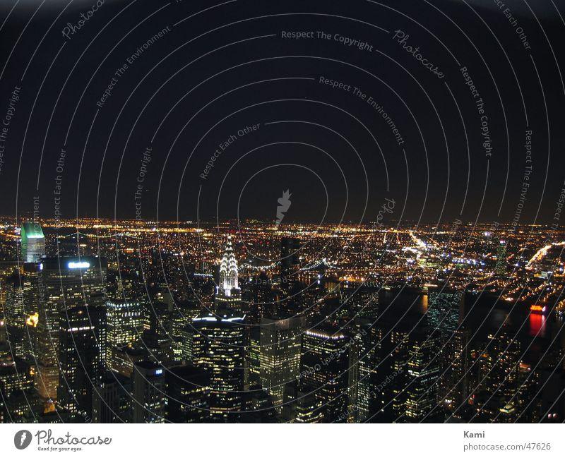 Street High-rise New York City New York Empire State building