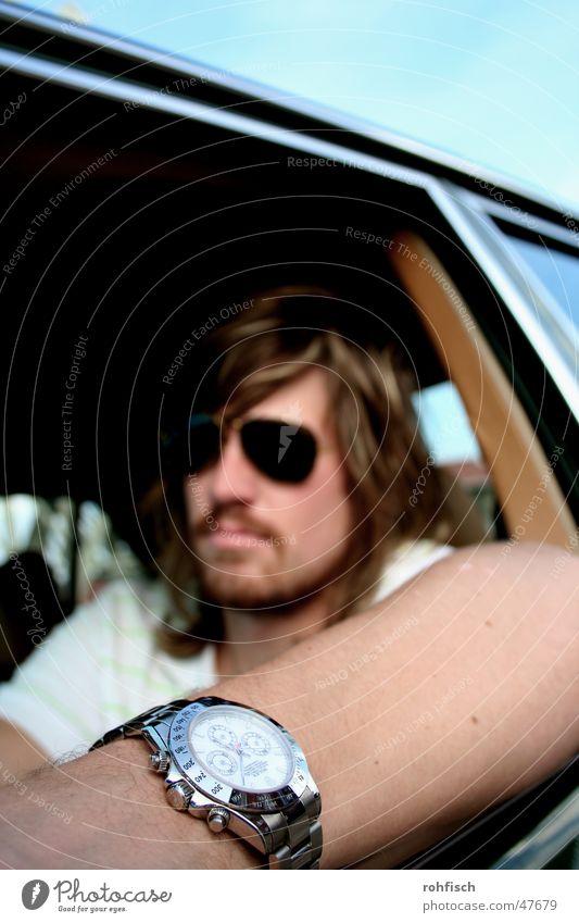 Daytona Man Clock Sunglasses Joe daytona benz Guy