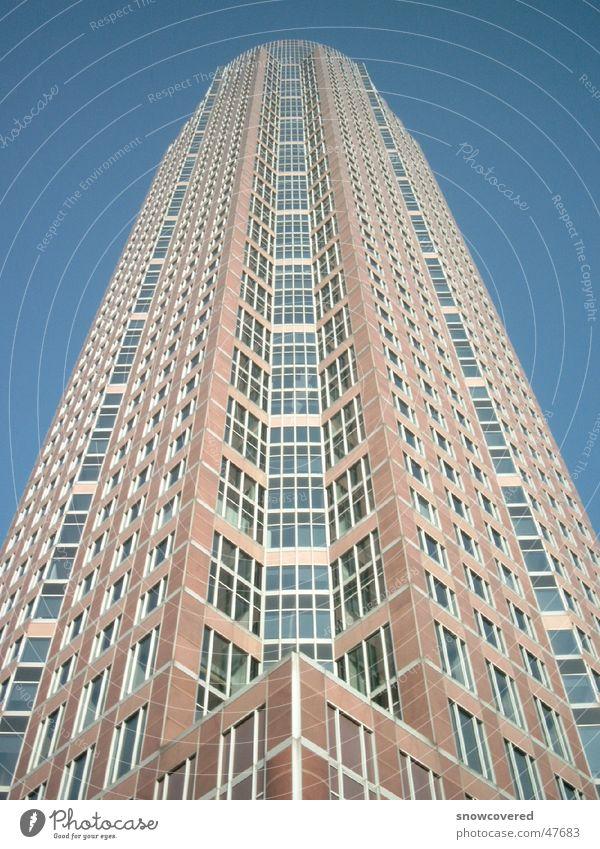 Messeturm Frankfurt Frankfurt Trade Fair IAA Tower