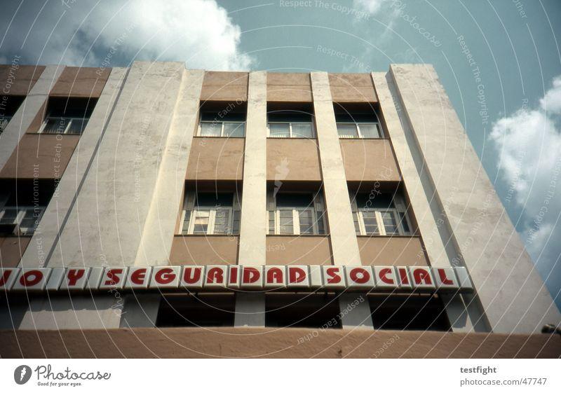 Sky Sun City Summer House (Residential Structure) Clouds Building Cuba Havana