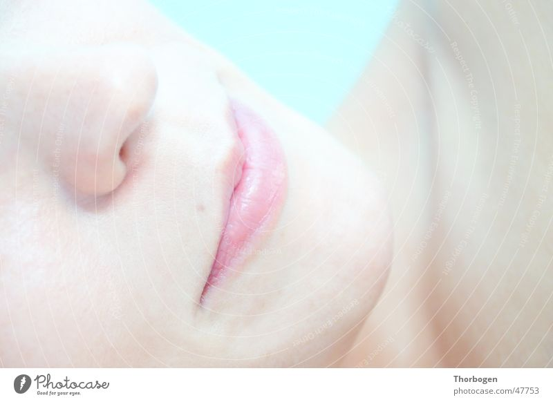 Woman Human being Mouth Nose Wellness