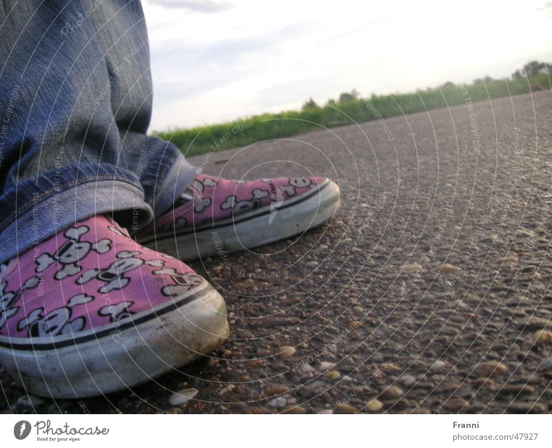 Street Meadow Style Footwear Floor covering