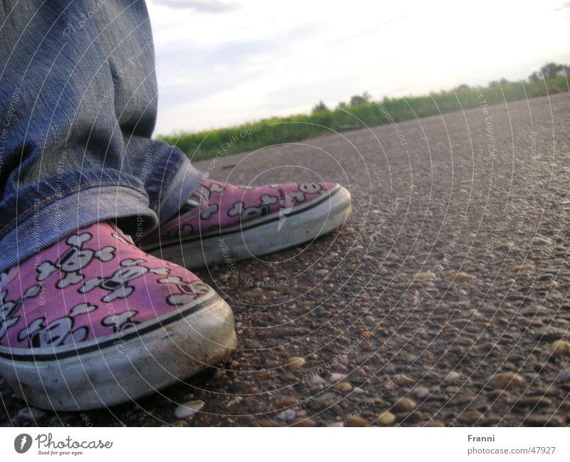 Street Meadow Style Footwear Floor covering