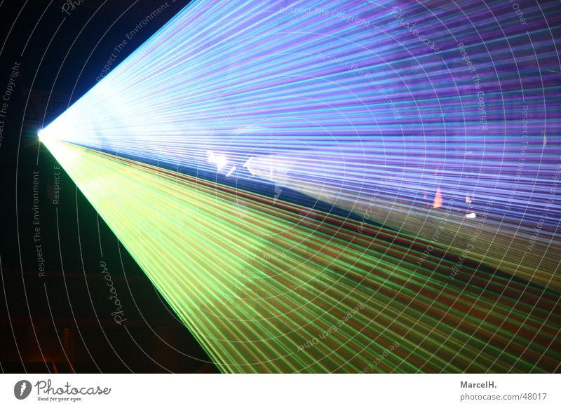 Sky Party Fog Disco Shows Club Reaction Laser Light show