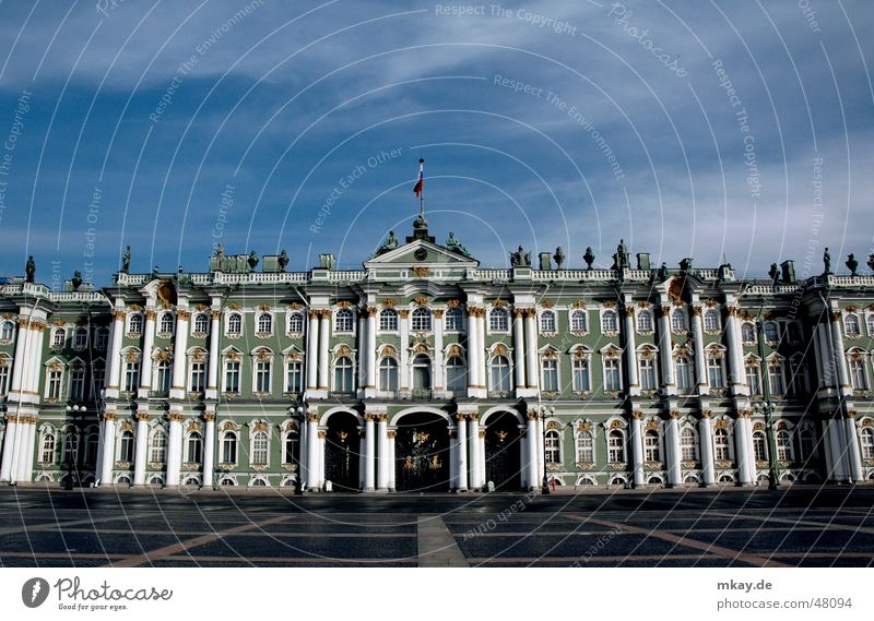 Culture Russia Work of art St. Petersburgh Winter Palace Famous building