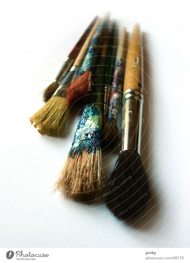 brush community Paintbrush Tool Art Painting (action, work) painting Hair and hairstyles Oil
