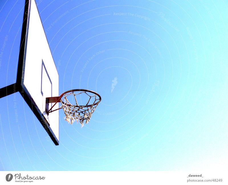Fancy a basket??? Basketball basket