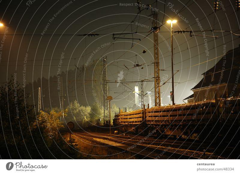Work and employment Railroad Railroad tracks Train station Osnabrück district