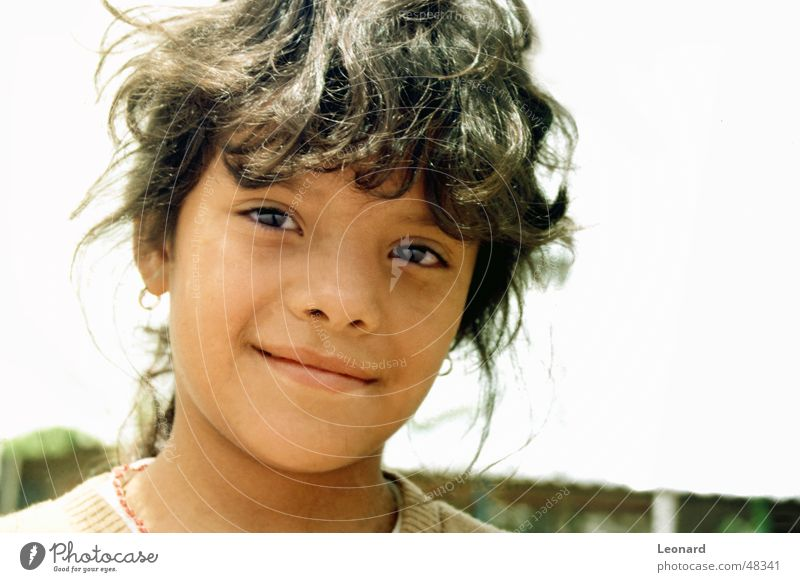 Woman Human being Child Girl Sun Face Laughter Grinning Guatemala