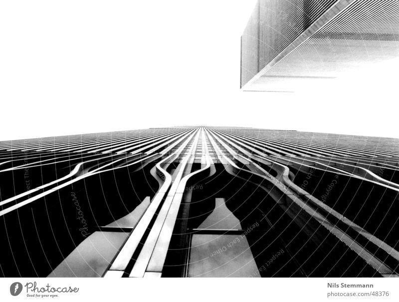 World Trade Center New York City Terror Ground Zero 9/11 Black & white photo had