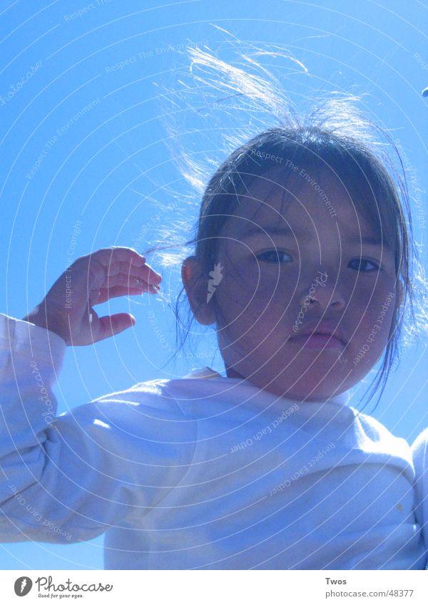 hope Child Third World Girl Hope Mexico Life
