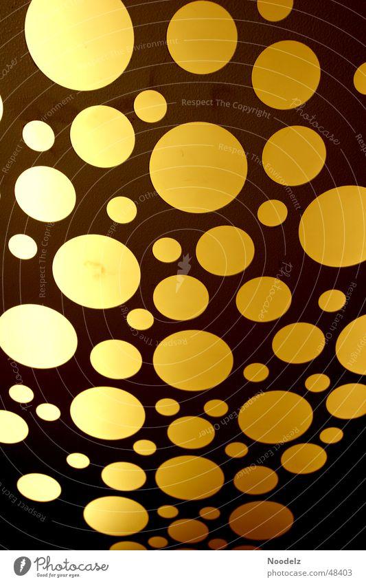 bubbers Circle Light Yellow Orange Elevator
