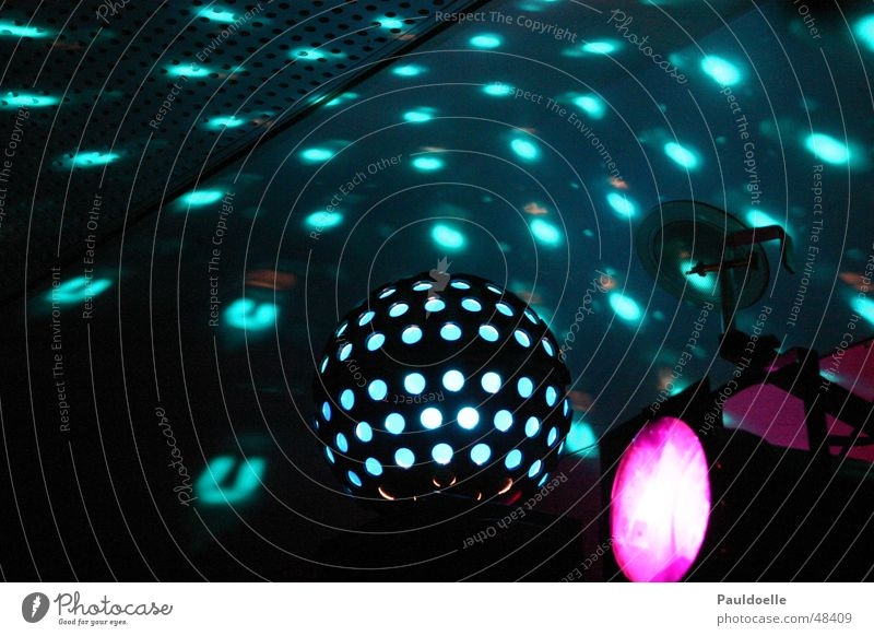 disco ball Disco Light Loud Leisure and hobbies Green Pink Violet Round Black White Disco ball Skylight Electrical equipment Electricity Release Party Emotions