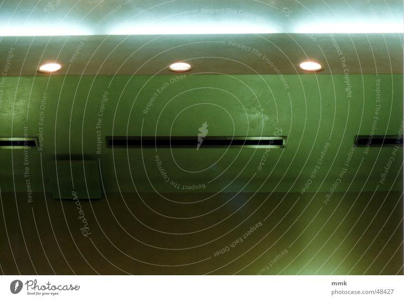 Indirect light Concrete Diffused light Green Landscape format Stripe Light Blanket