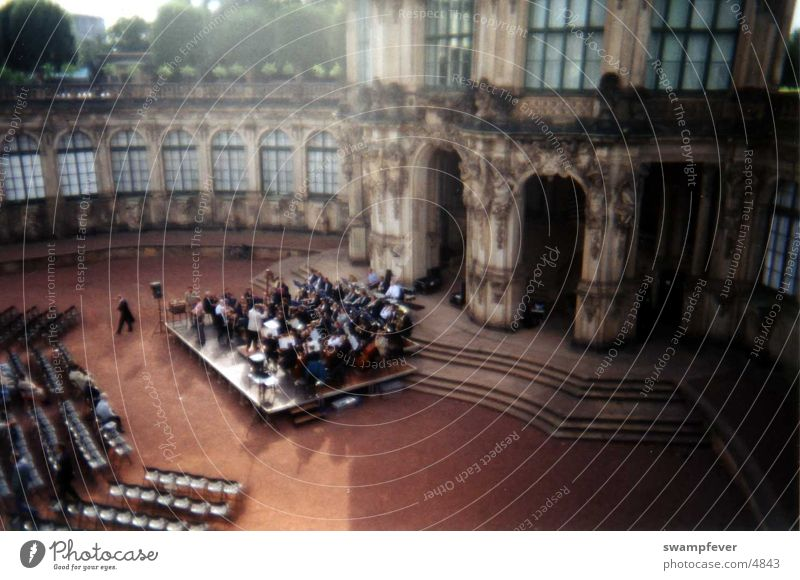 Music Park Dresden Concert Berlin Orchestra Saxony Musician Wind instrument Berlin Philharmonic