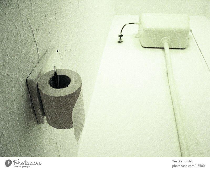 Green Toilet Box Pipe Joint residence Toilet paper Flush