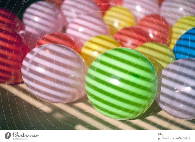 round, coloured and striped Joy Leisure and hobbies Playing Children's game Living or residing Flat (apartment) Decoration Room Party Feasts & Celebrations
