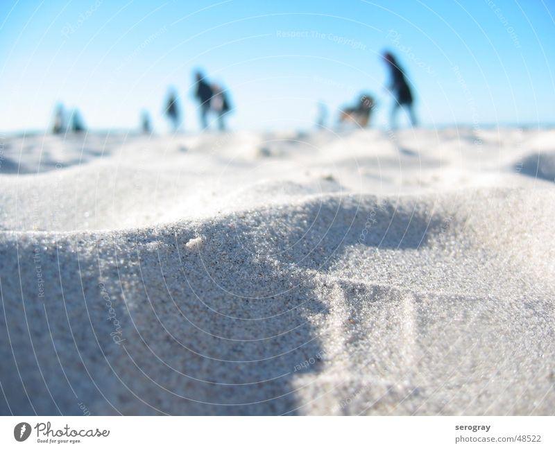 Human being Sky Ocean Sand